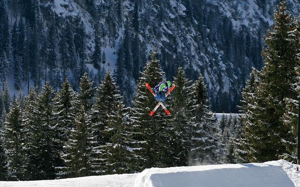 Freestyle Ski-Test 2015