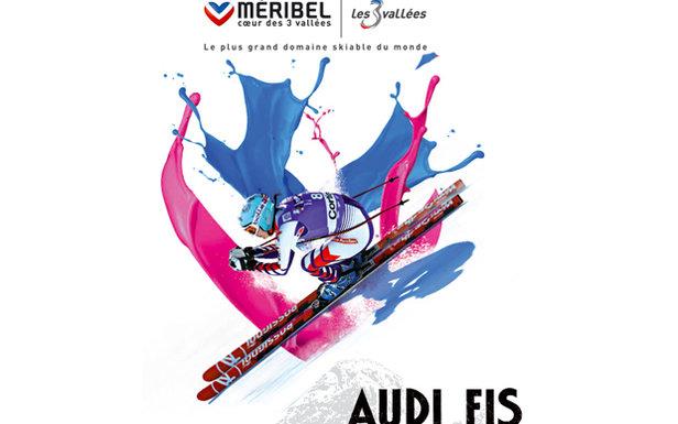 Meribel Audi FIS Ski World Cup Ladies - ©Méribel Tourisme