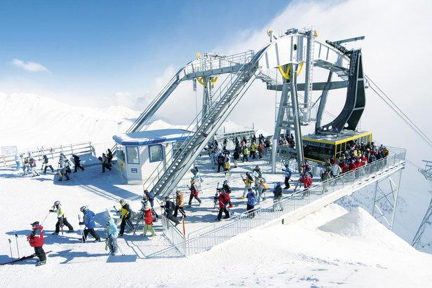 Hintertux glacier, Austria - ©Hintertux Tourist Office