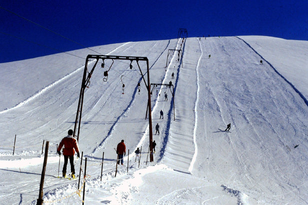 Top five volcanoes you can ski on - ©Christoph Schrahe