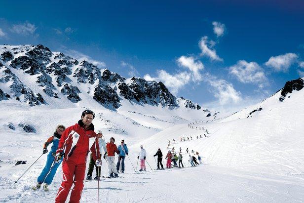 Sciare low cost: le offerte della settimana - ©Corviglia Tourism