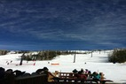 by anonymous user - heck of a ski