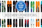 2014 Men's Ski Editors' Choice: Powder