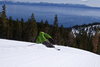 Where's the Snow this Weekend: West Coast Report 1/22/14