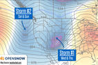 Powder Prevails through April, Ski it Up!