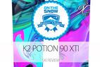 2015 Women's All-Mountain Front Editors' Choice Ski: K2 Potion 90 XTi - ©K2