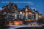 Best Hotels in Whistler/Blackcomb