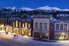 Breckenridge CO winter town - ©Carl Scofield