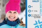 Ski Tester: Haley Celene Kelly - Haley Celene Kelly. Job