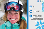 Ski Tester: Jill Johnson - Jill Johnson. Job in