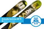 Armada Invictus 89 Ti: Editors' Choice, Men's All-Mountain Front