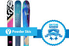 2015/2016's 3 Best-in-Category Women's Powder Skis