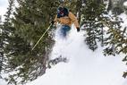 Finding Snowbird powder - Finding powder days after