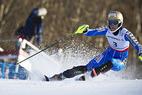 Ski WM 2011: Doppelsieg für Österreich im Slalom, Riesch Vierte - ©OK GAP2011 / Schelbert Alex