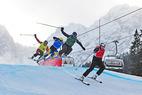 Ski Cross Weltcup in Grasgehren: DSV-Aktive mit viel Selbstvertrauen am Start - ©Christian Tschurtschenthaler