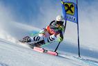 Lindsey Vonn gewinnt Auftakt in Sölden: Viktoria Rebensburg auf dem Podium - ©Michel COTTIN/AGENCE ZOOM