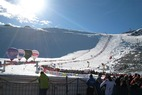 Auftakt des Ski-Weltcups in Slden