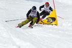 Grauvogl und Götze neue Deutsche Meister im Skicross - ©NBH Events and Consulting