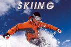 Skiing, Broschürenkalender 2009  - ©Stürtz Kalenderverlag