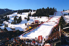 Der Weltcup-Riesenslalom in Adelboden 2005 - ©Adelboden Tourismus