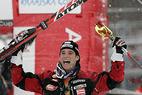 Benjamin Raich gewinnt Riesenslalom-Weltcup - ©Atomic