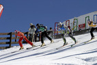 Auch Skicross-Weltcup in Les Contamines abgesagt - ©Schlick Media