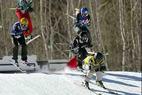 Interview mit der deutschen Top-Skicrosserin Angela Senftinger - ©Salomon