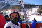 Doppelsieg für die Italienerinnen beim Super G - Hilde Gerg auf Platz fünf - ©Marianna Salchinger