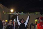 Das Fischer Skicrossteam bei der WM in Ruka - ©Fischer Skicross Pro Team