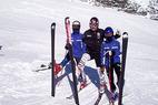 Paralympics Skiteam: extreme Bedingungen auf Pitztaler Gletscher - ©Michael Hipp