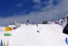 Ein einzigartiger Ski-Event - Carlsberg High Five - ©Martin Hesse