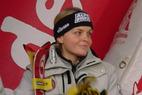 Janica Kostelic gewinnt Slalom - Laure Pequegnot holt kleine Kristallkugel - ©XNX GmbH