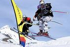 Sieg für Karin Huttary und Lars Lewen! - ©WPI Verbier