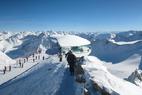 Saisonauftakt: Schnelle Lifte, beheizte Sitze und ein neues Skijuwel  - ©Pitztaler Gletscher