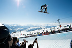 Burton European Open 2013: Schnee satt und die ersten gesetzten Top-Rider fr Laax