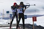 Championnat Suisse de biathlon aux Mosses