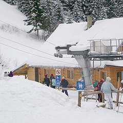 Ski Kozinec - Zzriv