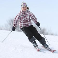 Boyne Mountain skier