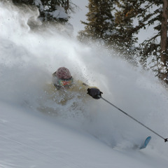 Wendy Fisher at Crested Butte Colorado