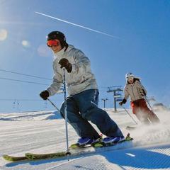 Trysil, Norway skiers