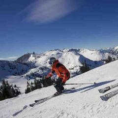Hochkar near Göstling an der Ybbs offers 19 km of terrain for skiers of all levels