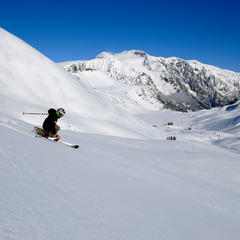 Serre Chevalier - Sol og pudder - ©Christophe STAGNETTO
