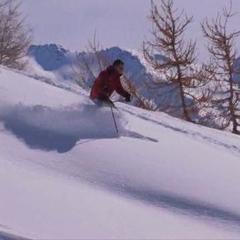 Le ski dans le Queyras