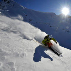 Die schönsten Skisafaris – Hotspot 1: Skisafari Klosters- Andermatt - ©© Christian Perret