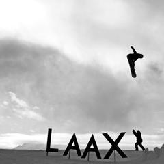 Snowboarder in Laax - ©Stefan Drexl