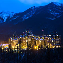 Banff Springs Resort - ©Liam Doran