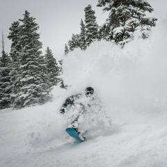 Aspen has a powder problem right now... not a bad problem to have! - ©Aspen/Snowmass