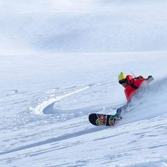Alaskan Springtime = Powder at its Prime - ©Scott McReynolds