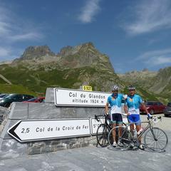 Vélo sur les cols de Maurienne - ©Alexandre GROS / Maurienne Tourisme