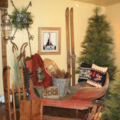 Ski Country Antiques & Home pieces